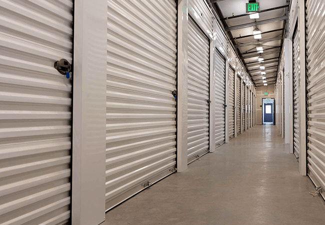 Storage Unit Interior Image