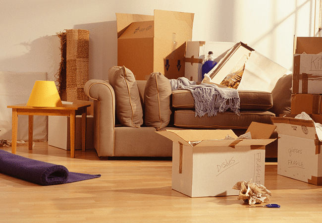 Moving House Image