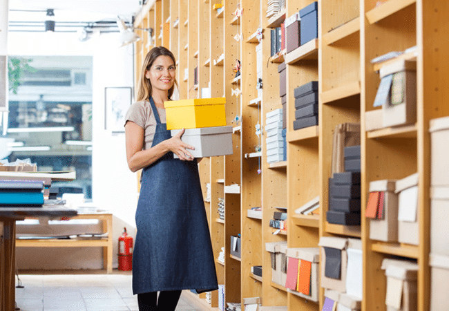 Retail Storage Image