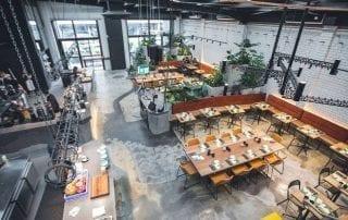 Brunswick restaurant and bar