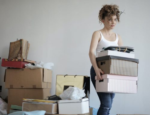 Why you Need a Self Storage while Moving House