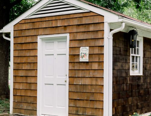 Make the Most of Your Shed's Storage Space